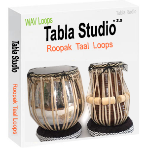Tabla Loops for Roopak Taal