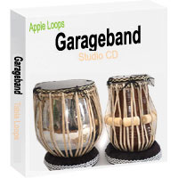 Tabla Loops for Garageband