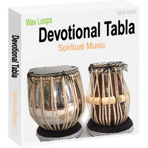 Devotional Tabla Loops CD