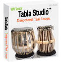 Tabla Loops for Deepchandi Taal